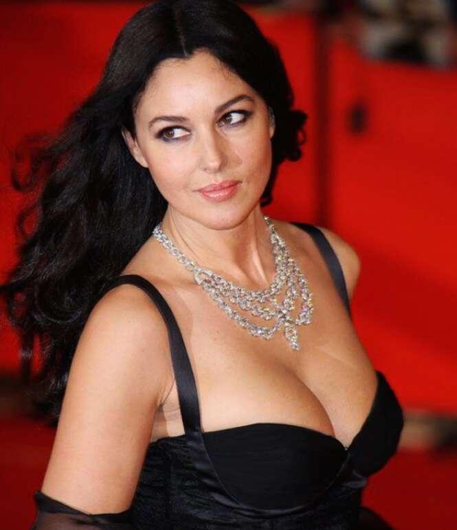 Mulheres belíssimas que têm mais de 40 anos