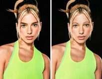 15 Famosas que ficariam bem diferentes apenas afinando suas sobrancelhas
