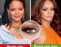 Aprenda quais as cores de roupa que ressaltam o melhor dos seus olhos