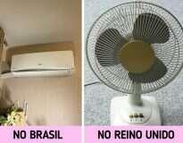 8 Características comuns das casas no Reino Unido que raramente encontramos nas residências do Brasil