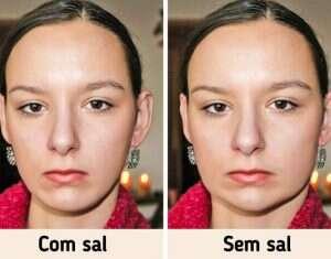 O que pode acontecer com seu corpo se você parar de ingerir sal